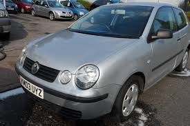 used volkswagen polo s 1 4 cars for sale motors co uk