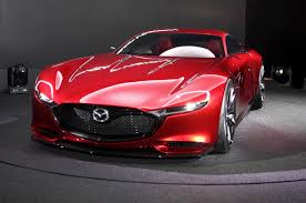 where are mazda cars from by design mazda rx vision concept