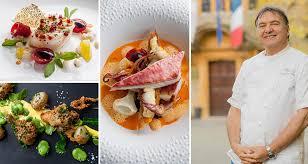la cuisine aux images le manoir aux quat saisons by helicopter for that special occasion