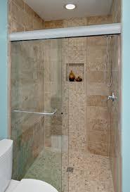 mosaic glass door bathroom interior bathroom furniture ideas come with marbled