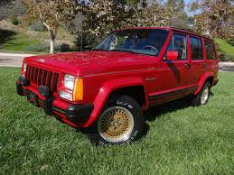 1989 jeep wagoneer limited 1989 jeep cherokee limited 4 0l jeeps for sale pinterest jeep