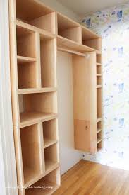 Discount Closet Organizers Best 25 Diy Closet System Ideas On Pinterest Diy Closet Ideas