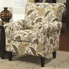Cheap Recliner Sofas Uk by Chair Aaron Reclining Fabric Accent Chair Copper The Brick Chairs