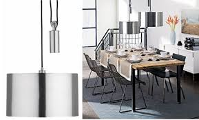 adjustable height dining room pendant lamp apartment therapy