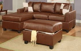 Small Leather Sofa With Chaise Small Sectional Leather Sofa Living Room On Pinterest