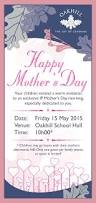 Family Day Invitation Card Ip Mother U0027s Day