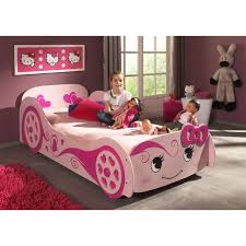 toddler car bed for girls the pink princess car bed is sure to delight your little