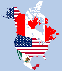 Map Of Red And Blue States by U S Mexico Relations U2013 Mexico Institute