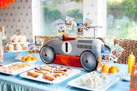Boy Birthday Decorations Boys Birthday Theme Cars Cakes Party Themes Inspiration