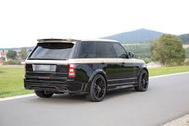range rover autobiography 2016 official mansory range rover autobiography lwb gtspirit