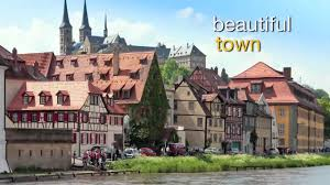 bamberg germany map town of bamberg germany travel attractions