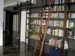 Red Ladder Bookcase by Living Room And Lounge Design Ideas Pictures And Decor