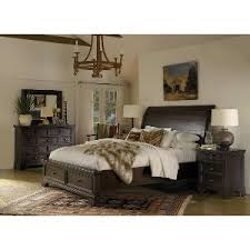 Cal King Bedroom Sets by Bayfield Mahogany 6 Piece California King Bed Bedroom Set Rc