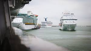 cruise lines cancel sailings due to port of galveston closure