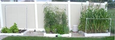 Garden Netting Trellis Growing Vertical U2013how To Support Your Plants U2013 My Square Foot Garden
