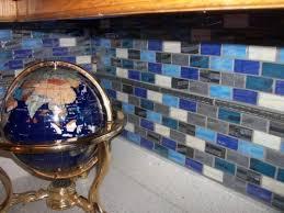 kitchen backsplash granite grey granite with blue backsplash my home design journey