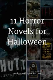 my top 11 horror novels for halloween emily u0027s reading room