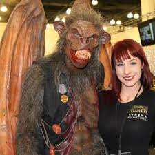 special effects makeup school orlando sens fx flying monkey from the wizard of oz sens