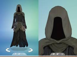 Grim Reaper Costume Grim Reaper Costume By Snaitf Teh Sims