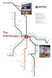 Minneapolis Metro Transit Map by Riding The Rails To Cap U0027s A Rainy Day Adventure Through The New