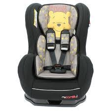 housse siège auto bébé siège auto gr 0 1 cosmo disney 10 personnages mycarsit