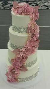 wedding cakes with bling weddings of cake bakery café