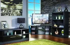 Black Living Room Furniture Uk Buy Welcome Living Room Furniture High Gloss Black Tv Unit Open