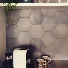 glitter grout decor trend popsugar home