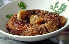 cuisiner jarret de veau fondant de jarret de veau aux graines de carvi cumin et citrons