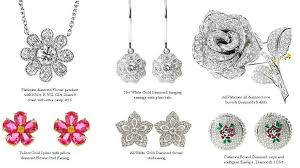 flower necklace designs images Lucie campbell jewellery floral jewellery for spring jpg