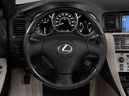 lexus sc430 image 2009 lexus sc 430 2 door convertible steering wheel size