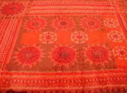 Modern Orange Rugs by Orange Shag Rugs Roselawnlutheran