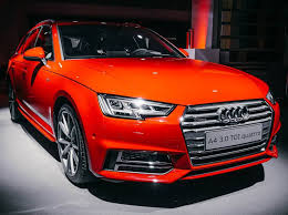 audi quattro price in india 2016 audi a4 priced at 25 900 pounds will come to india