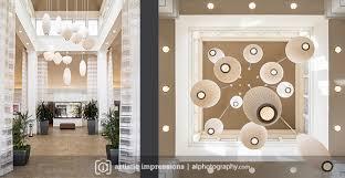 Light Fixtures Edmonton Winnipeg Commercial Interior Professional Photographer Hospitality