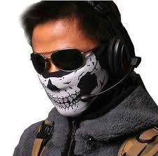 Halloween Costumes Call Duty Call Duty Military Army Masks Skeleton Ghost Skull Face Mask