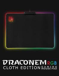 light up gaming mouse pad tt esports