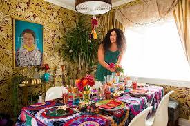 justina blakeney justina blakeney s holiday decorating advice popsugar home australia