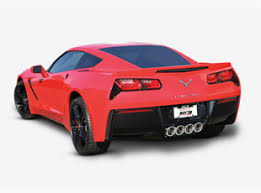 2014 corvette stingray exhaust corvette stingray 2014 2018 axle back exhaust atak part 11856