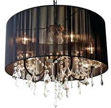 Glass Light Shades For Chandeliers L Shade Chandelier Black Chandelier L Shade Black Chandelier