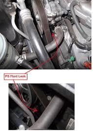 2007 honda odyssey power steering power steering replacement diy page 7