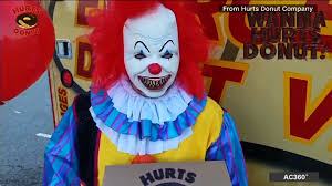 anderson cooper shows the scariest clowns cnn video