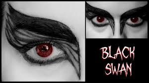 halloween 1 u2020 tuto maquillage black swan youtube