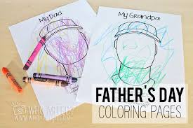 father u0027s day free coloring pages