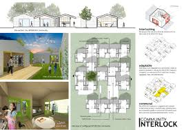 small house plans with inner courtyard tiny house design competition 2017 winners announced volume