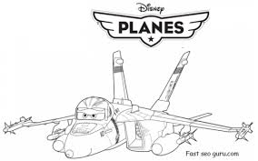 printable disney planes bravo echo coloring pages printable