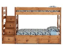 durango bunk bed with trundle furniture row