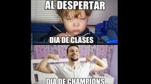 Memes De La Chions League - juventus vs real madrid memes ante del partido por semifinales