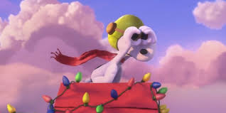 snoopy thanksgiving video first official u0027peanuts u0027 movie trailer wants us to dream big