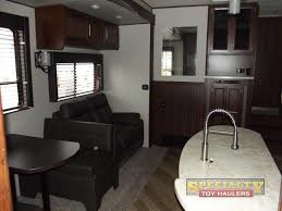 Toy Hauler Furniture For Sale by Forest River Vengeance Fifth Wheel Toy Haulers Amazing Value