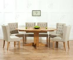idaho 6 8 seater extending dining table next 140cm round seats 12